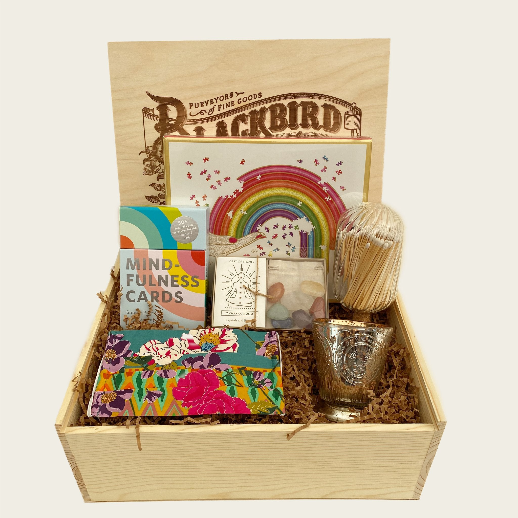 Somewhere Over the Rainbow Box - Blackbird General Store