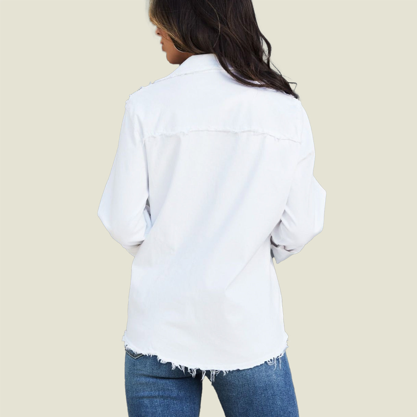 Fringe Edge Button Down - Blackbird General Store