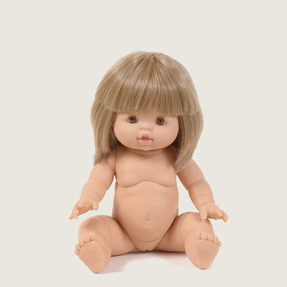 Zoe Baby Doll - Blackbird General Store