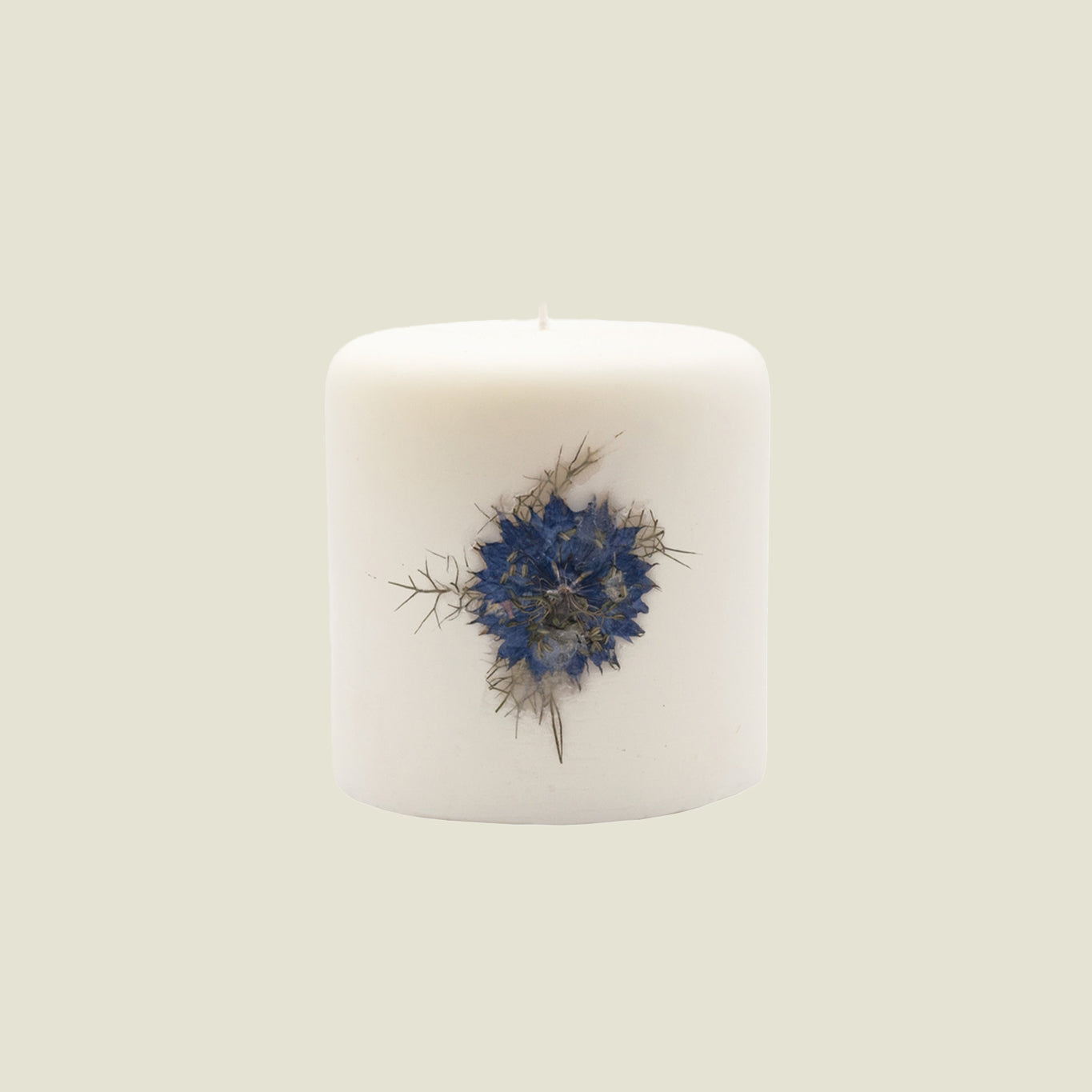 Beach Daisy Candle