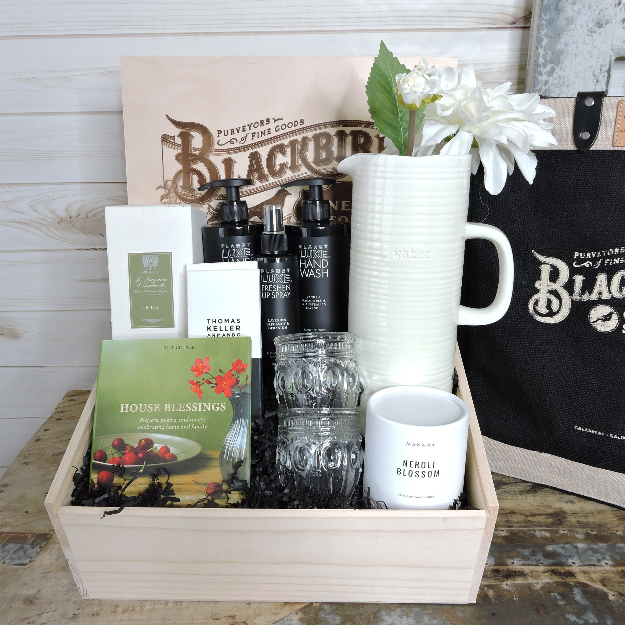 House Blessings Box - Blackbird General Store