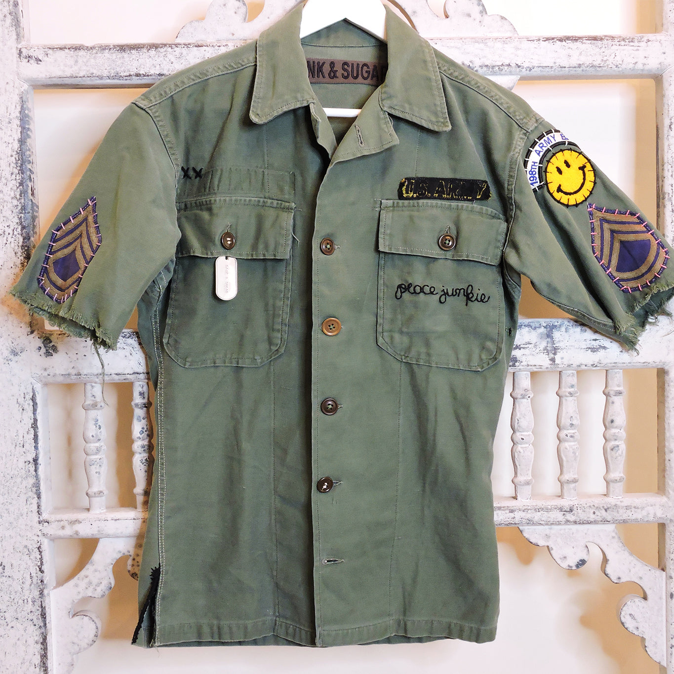 Utility Shirt Short Sleeve - Small - Blackbird General Store