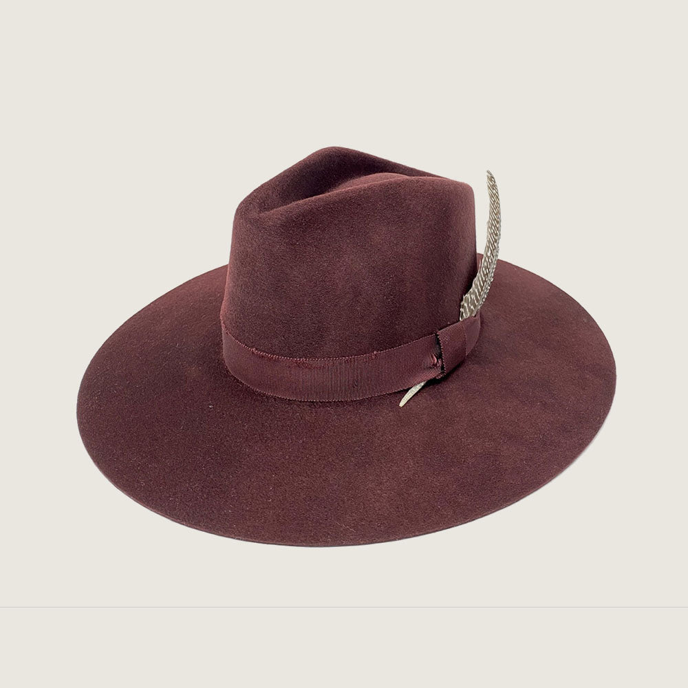 Verona Fedora Current - Medium - Blackbird General Store