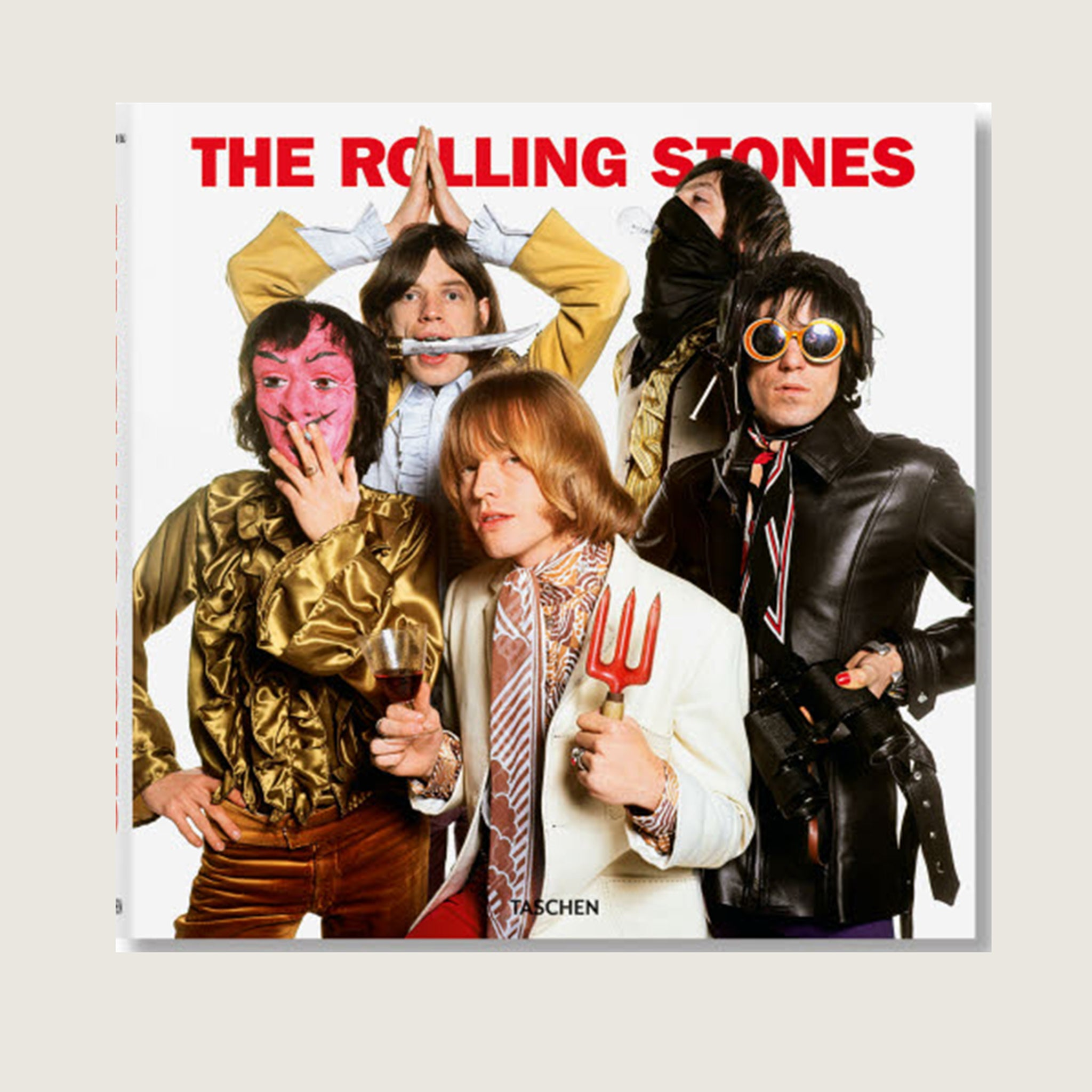 Rolling Stones, Updated Edition - Blackbird General Store