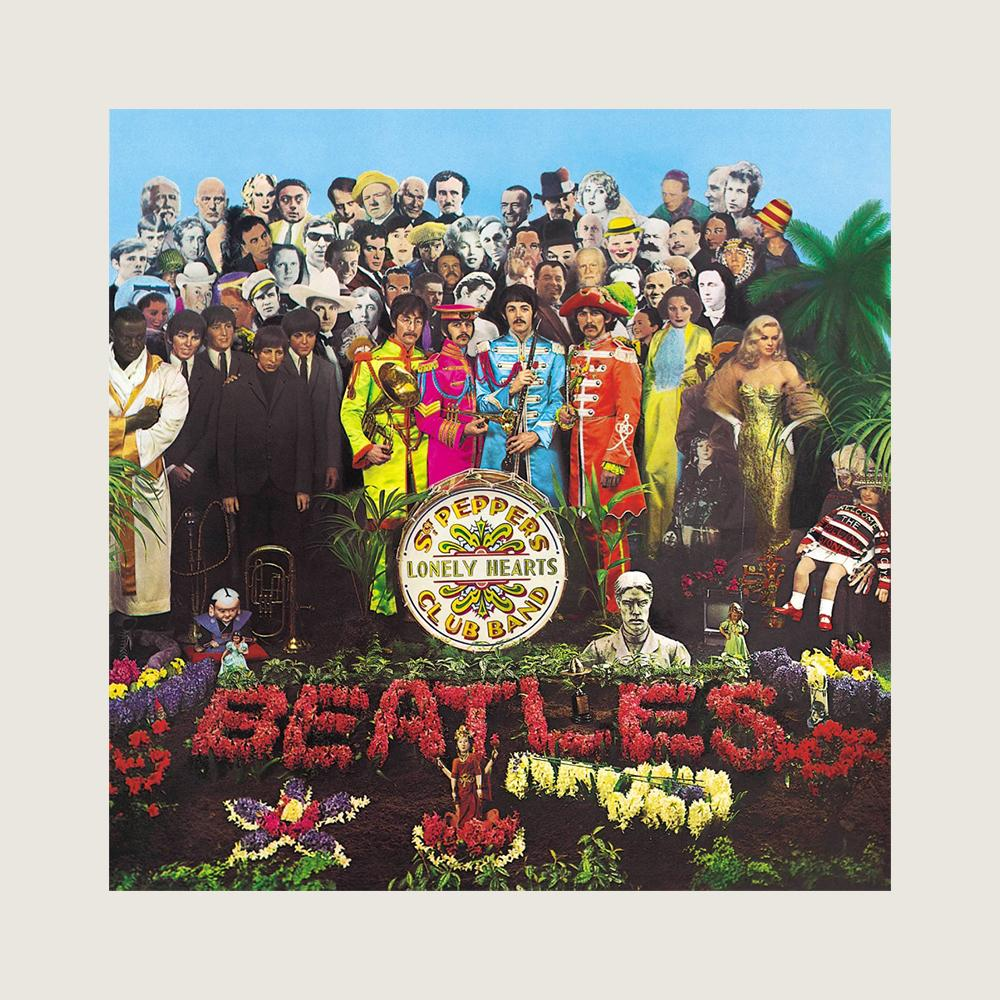 Sgt. Pepper's Lonely Hearts Club Band - Blackbird General Store