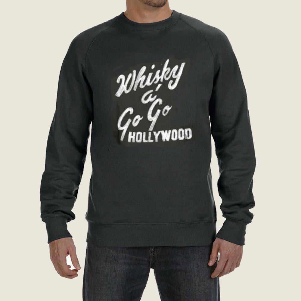 Whisky A Go Go Sweatshirt - Blackbird General Store