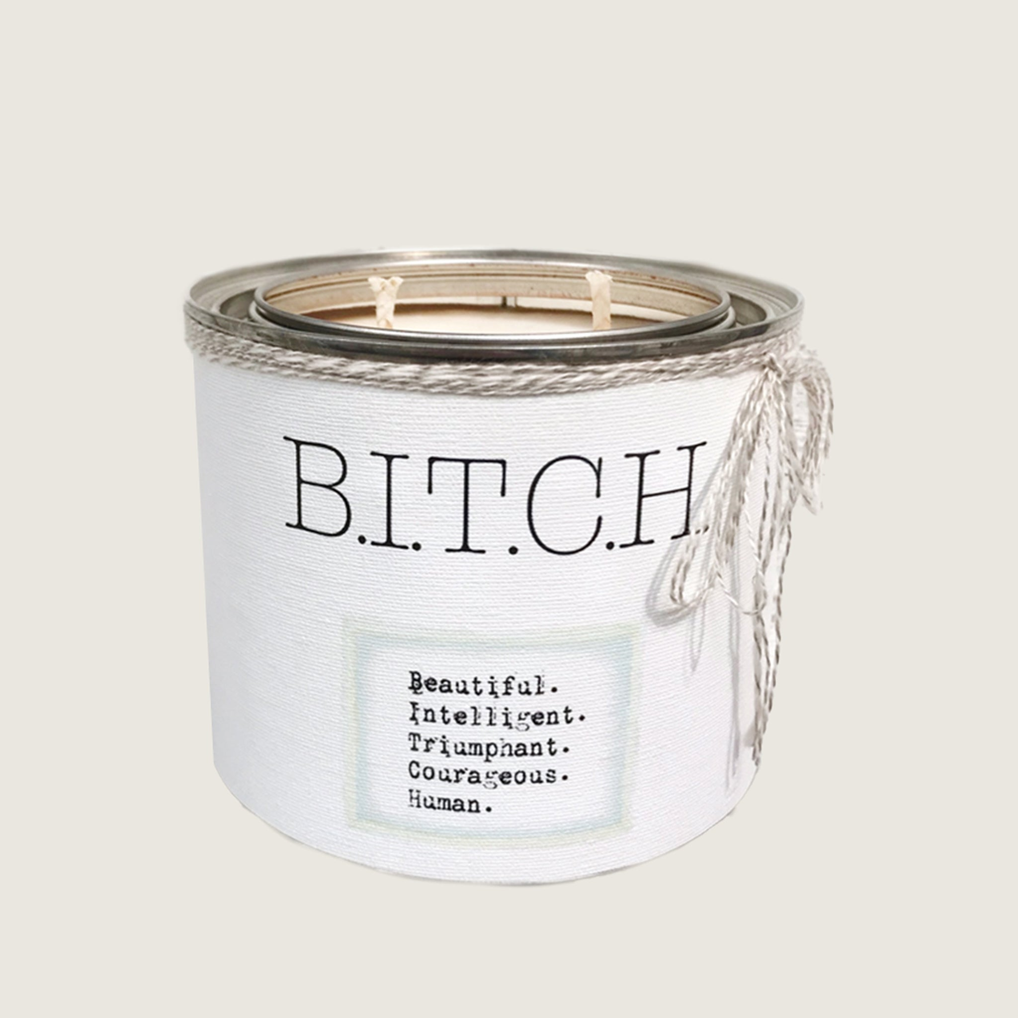 B.I.T.C.H Candle - Blackbird General Store