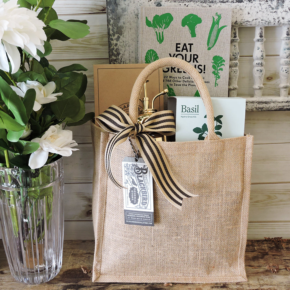"""Eat Your Greens"" Gift Bag"
