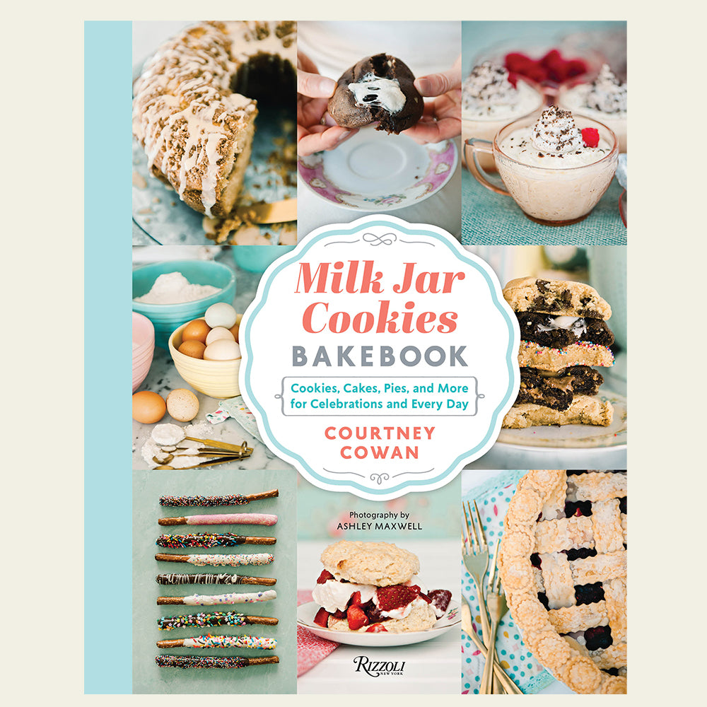 Milk Jar Cookies - Blackbird General Store