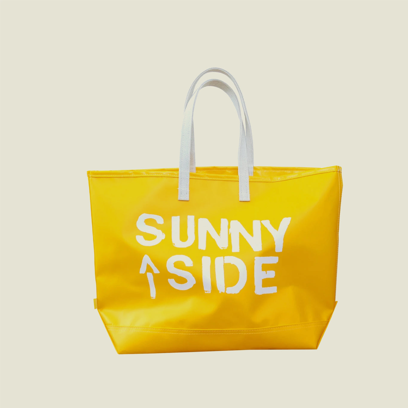 Sunny Side Up Vinyl Tote - Blackbird General Store