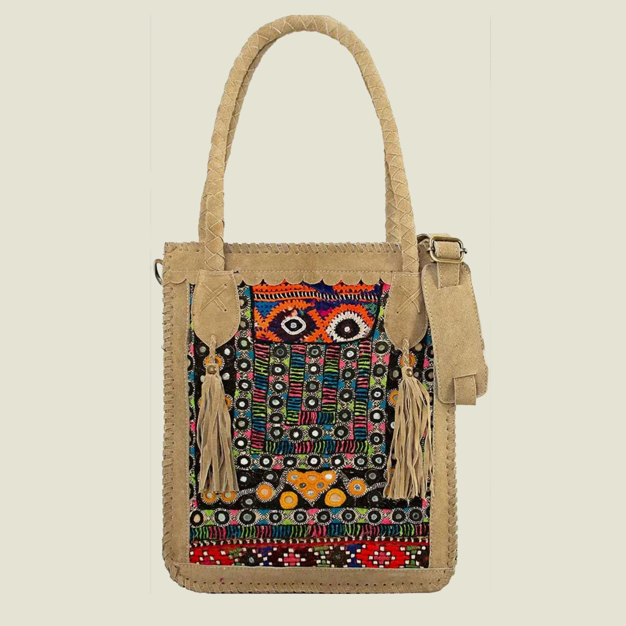 Vintage Tribal Bag 1 - Blackbird General Store