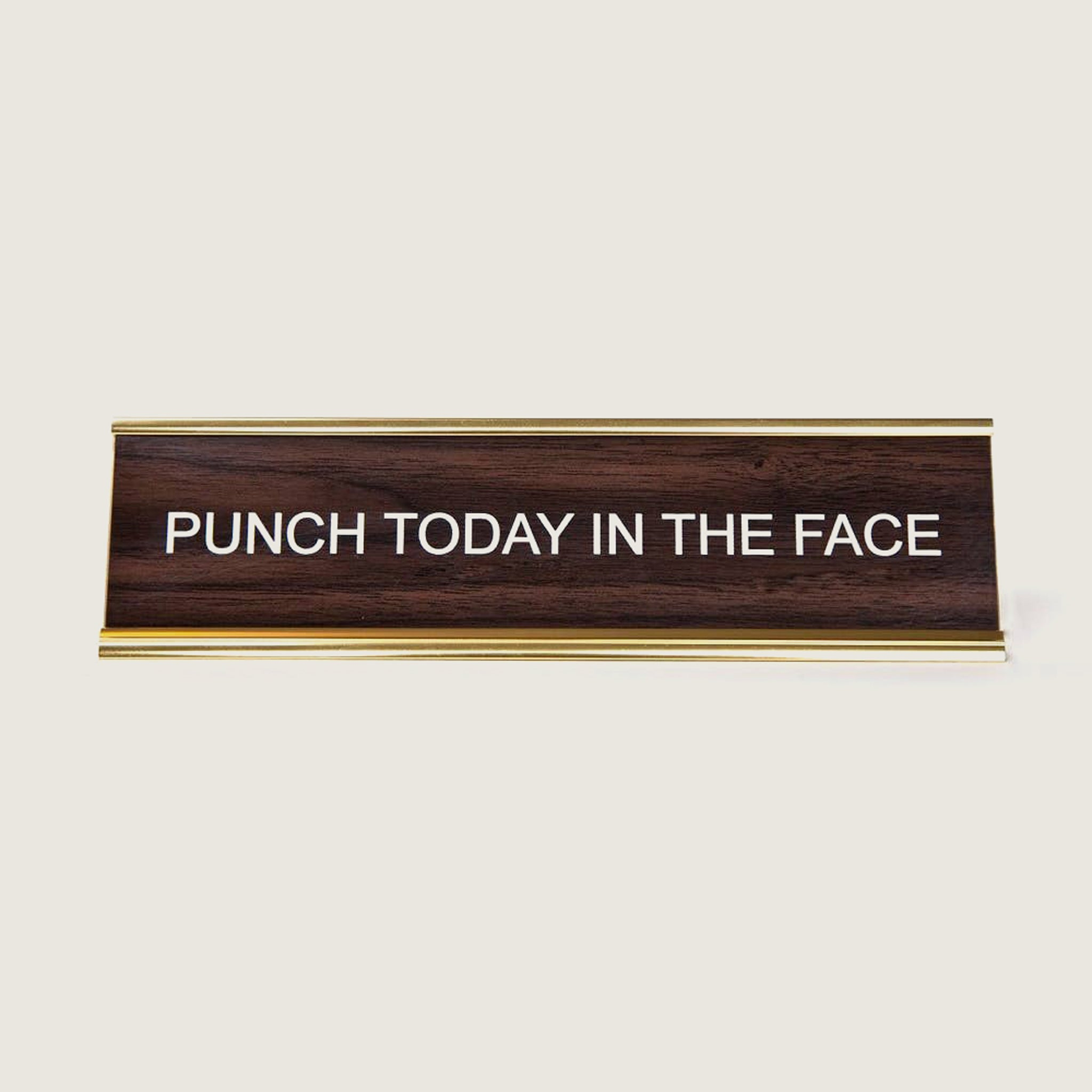 Punch Today in the Face - Blackbird General Store