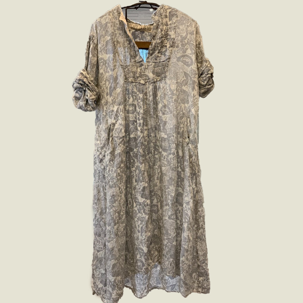 Dress 661 Shale - Blackbird General Store