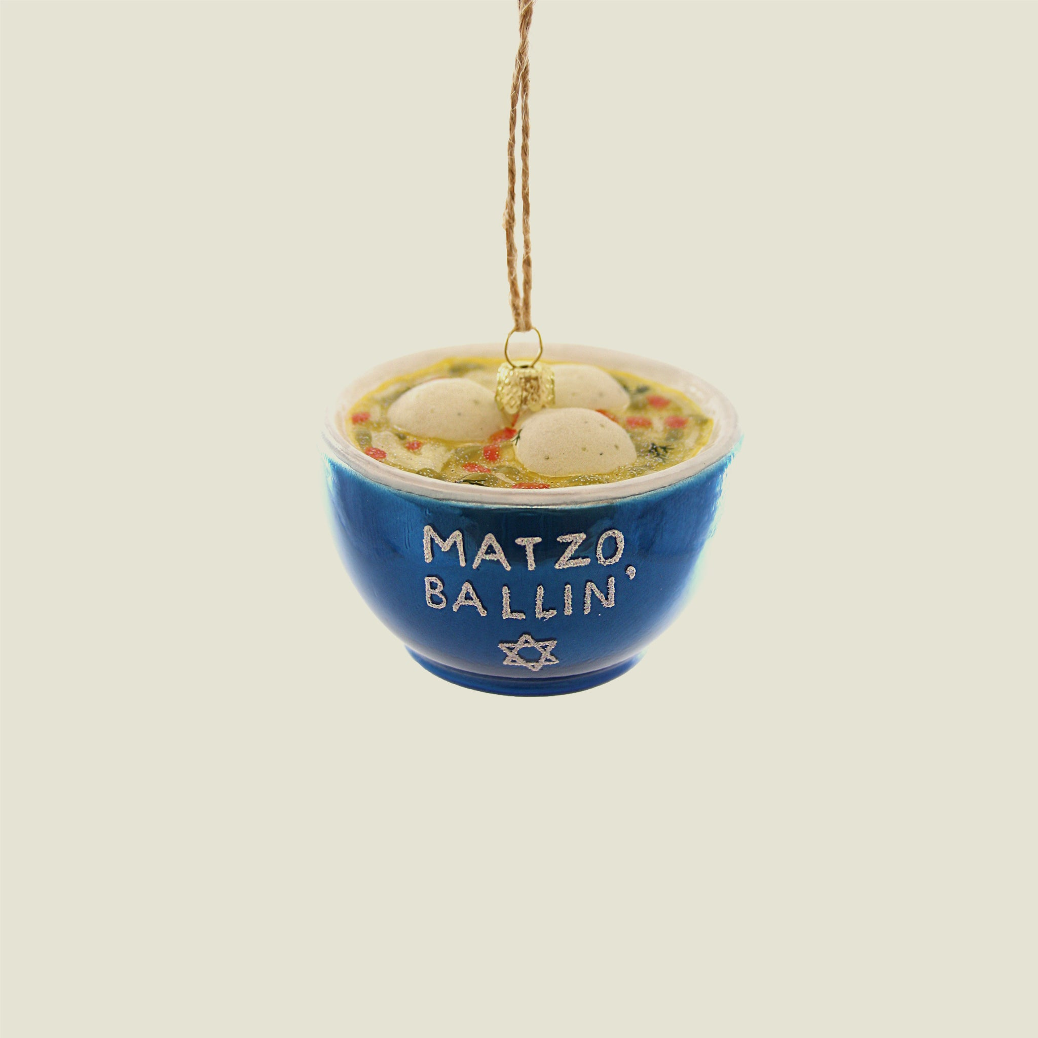 Matzo Ballin Ornament