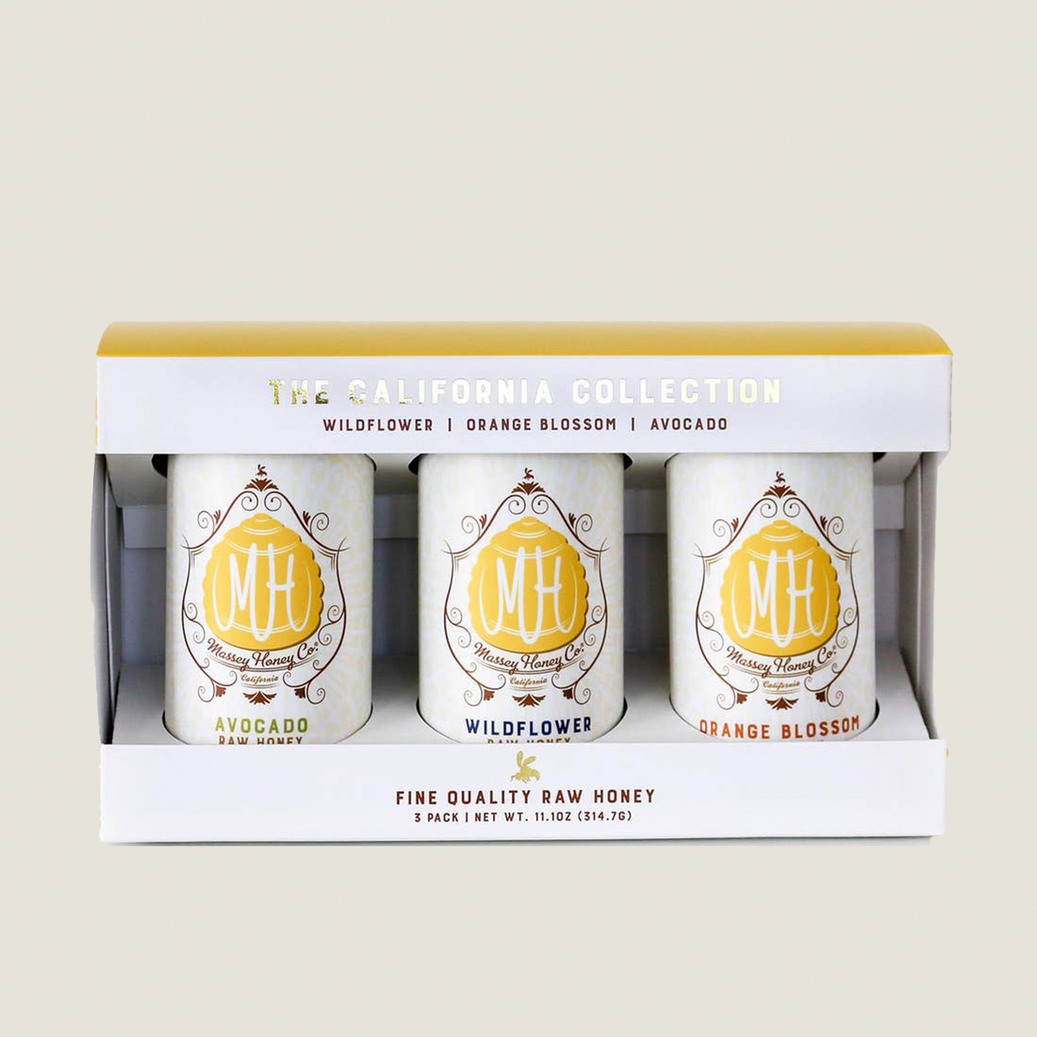 The California Honey Collection - Blackbird General Store