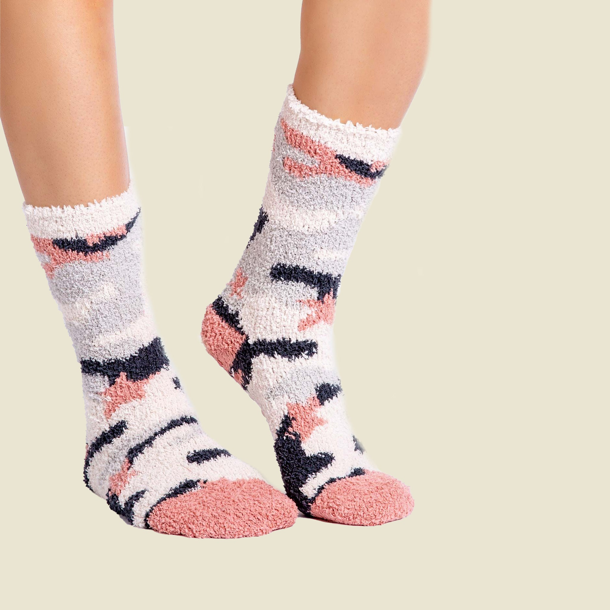 Pink Camo Socks - Blackbird General Store