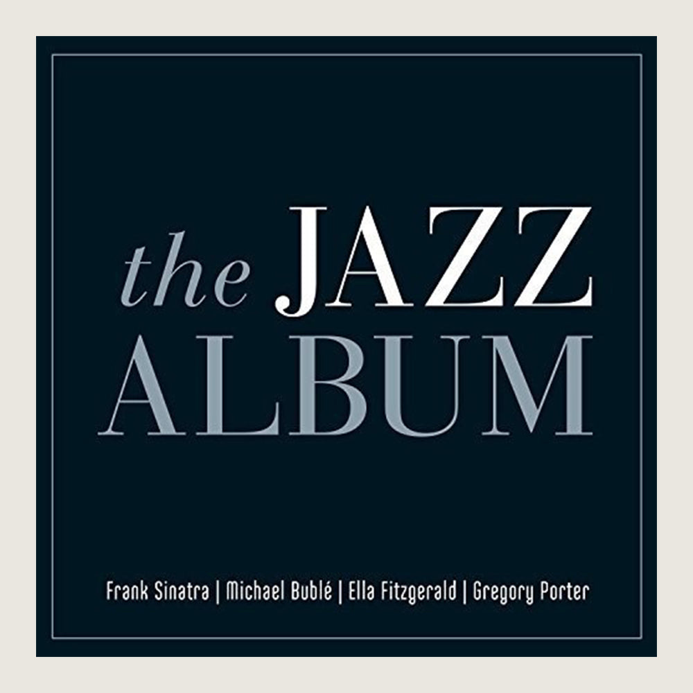 The Jazz Album / Various [UK Import]- CD - Blackbird General Store