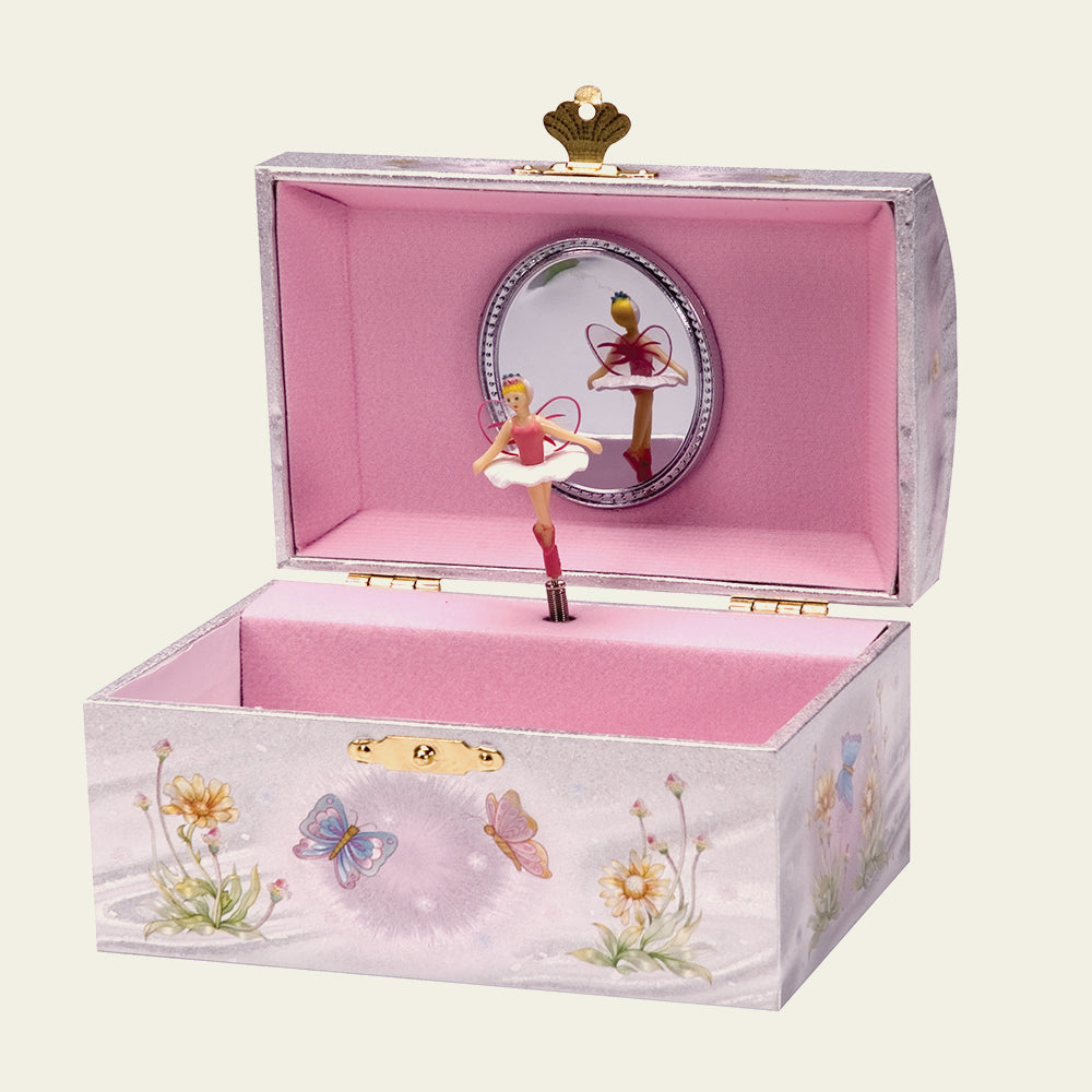 Iridescent Fairy Jewelry Box - Blackbird General Store