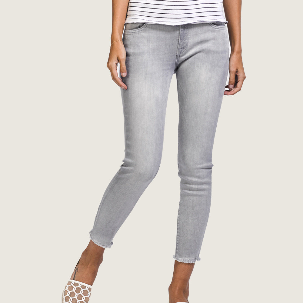 Florence Crop Mid-Rise Skinny - Blackbird General Store