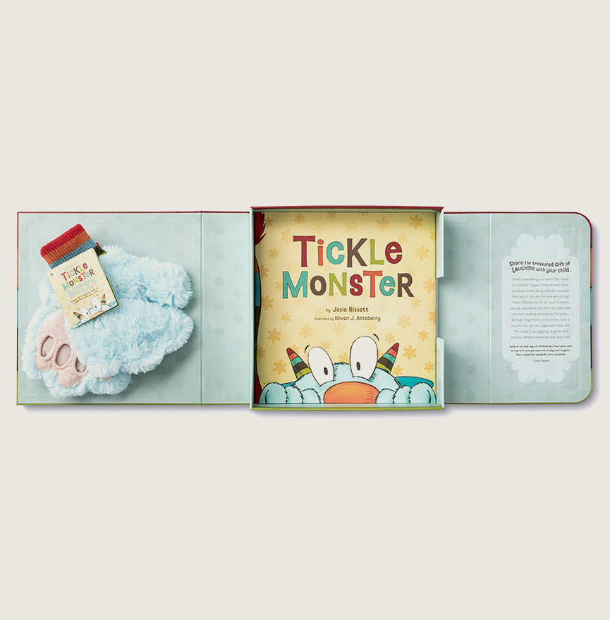Tickle Monster Laughter Kit - Blackbird General Store