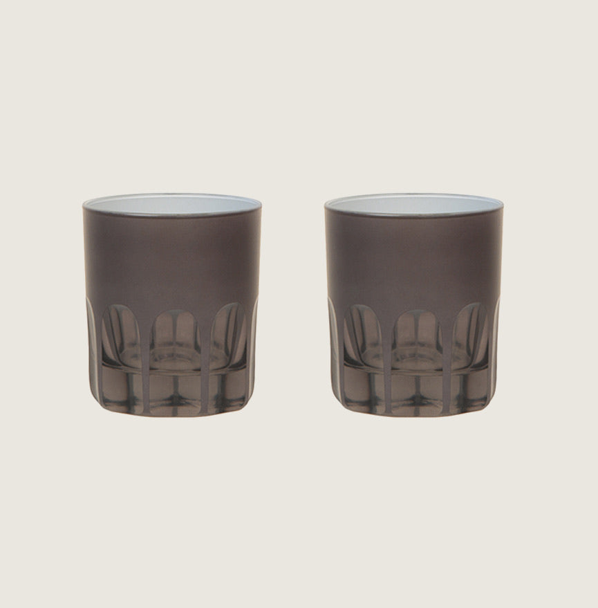 Rialto Old Fashioned Glasses Set of 2 - Blackbird General Store