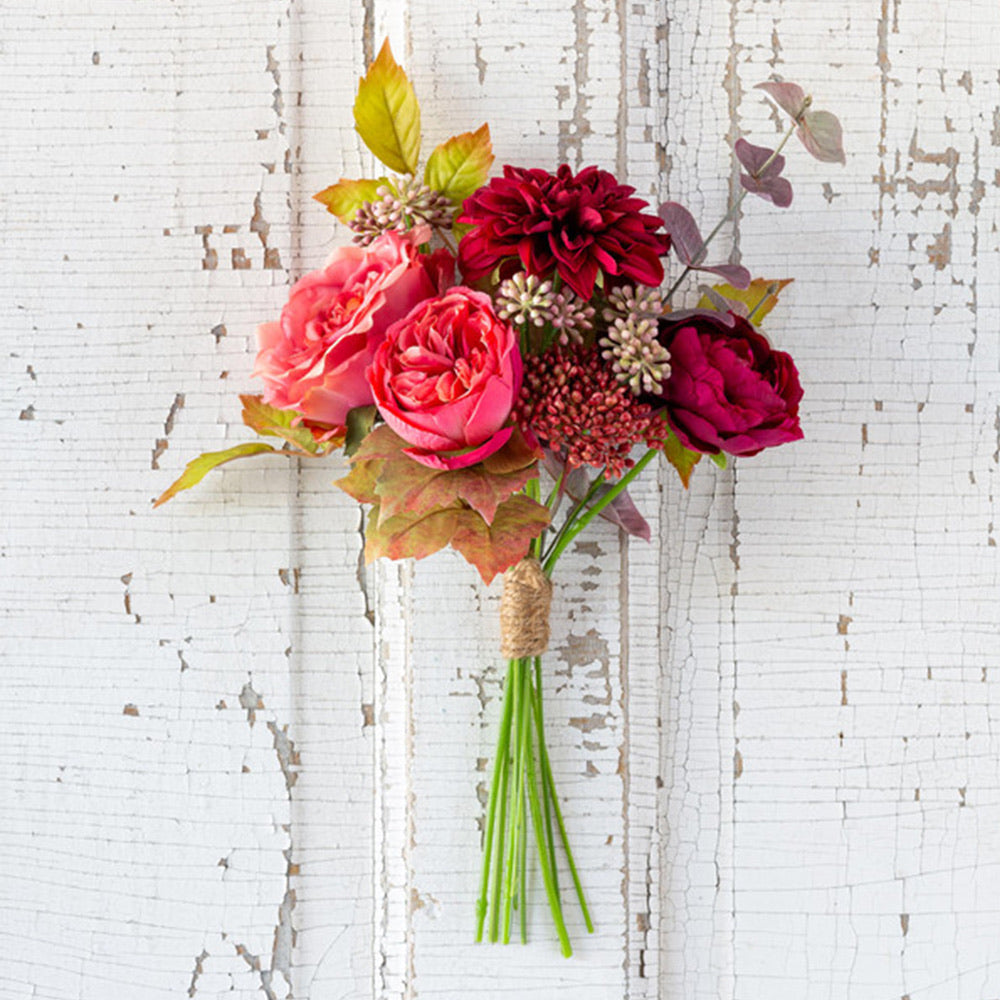 Dahlia & Rose Market Bouquet - Blackbird General Store