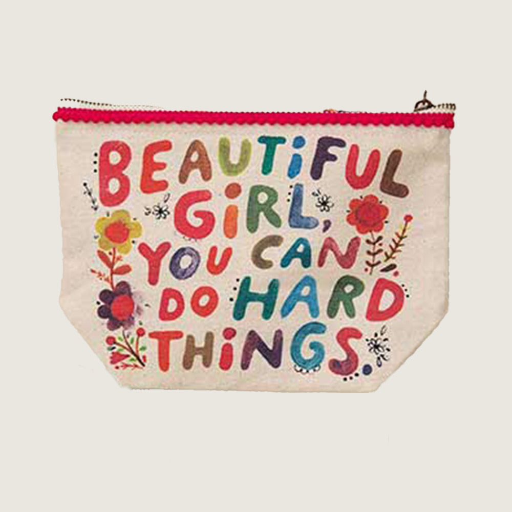 Beautiful Girl Pouch - Blackbird General Store