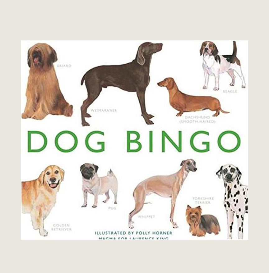 Dog Bingo - Blackbird General Store