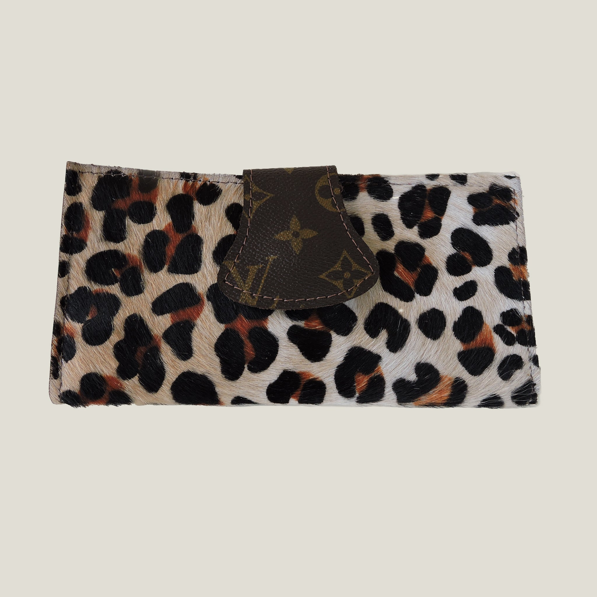 LV Wallet Leopard - Blackbird General Store