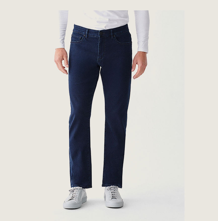 Russell Slim Straight Social Denim - Blackbird General Store