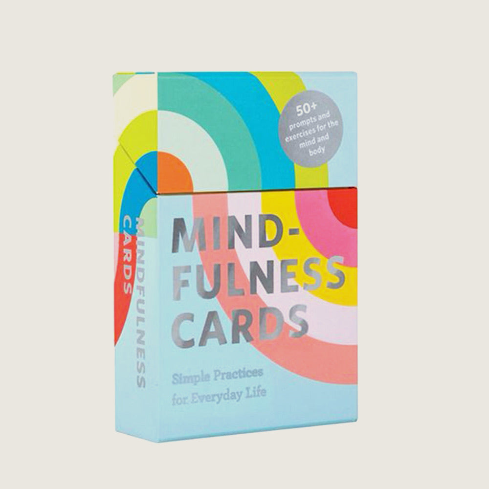 Mindfulness Cards - Blackbird General Store
