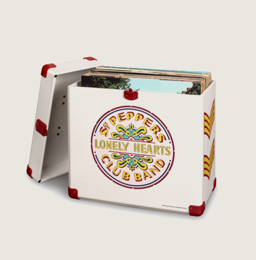 Sgt. Peppers Record Carrier Case - Blackbird General Store