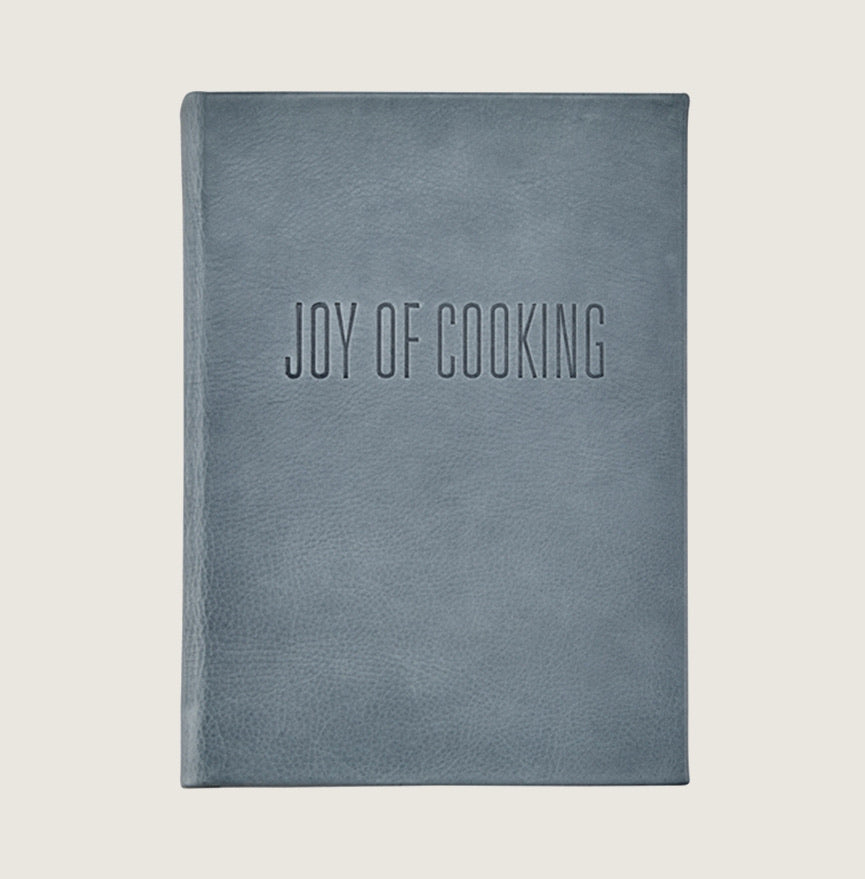 Leather Bound Joy of Cooking - Blackbird General Store