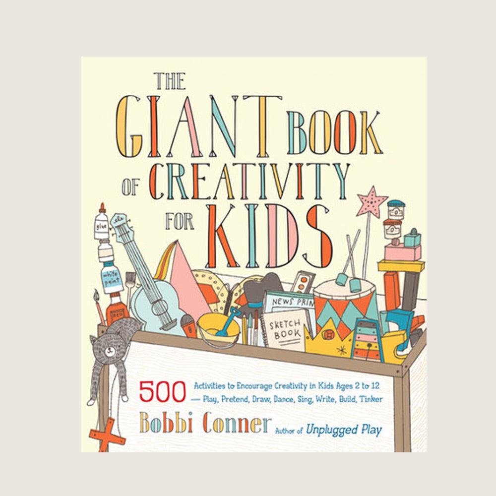 Giant Book of Creativity for Kids - Blackbird General Store