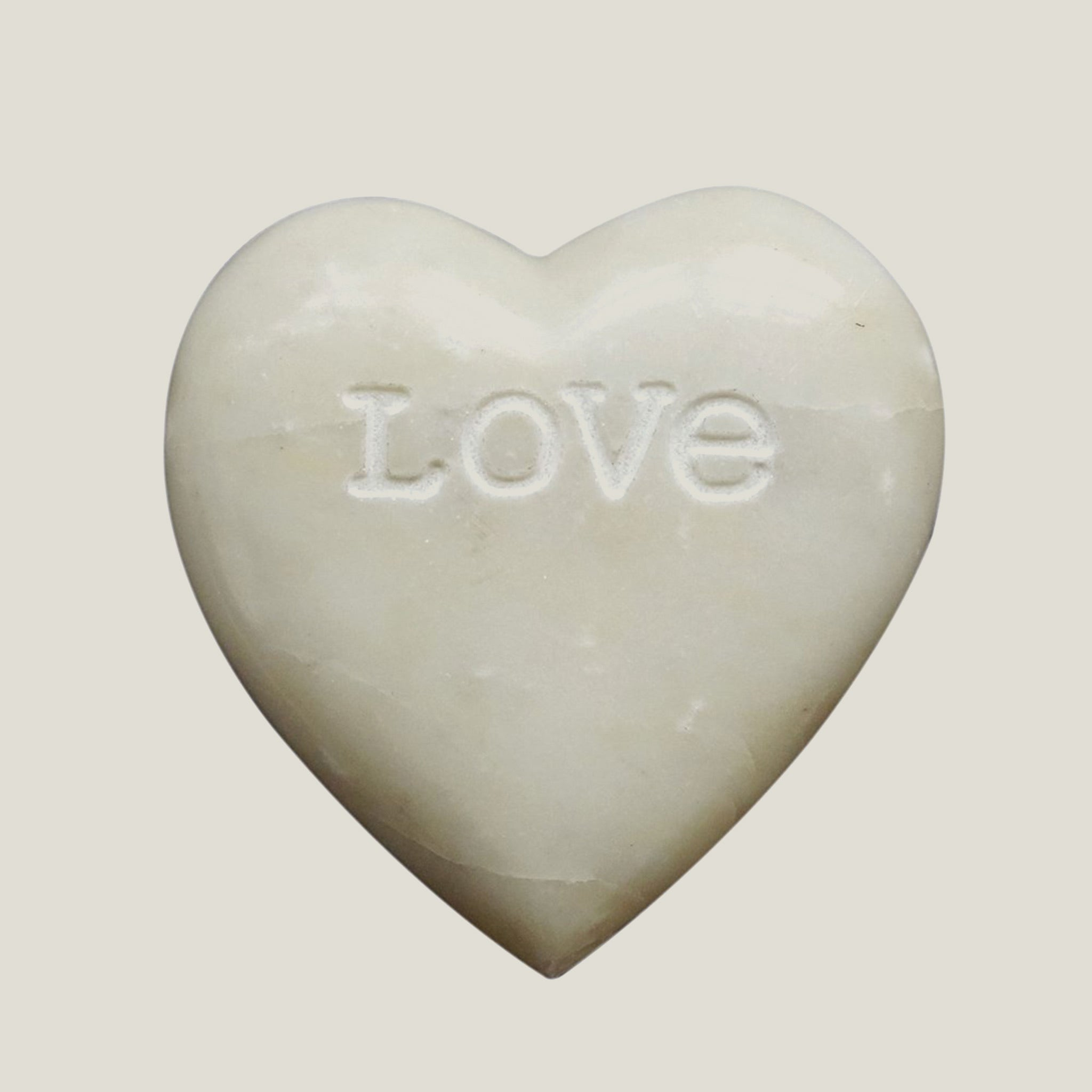 Love Soapstone Heart - Blackbird General Store