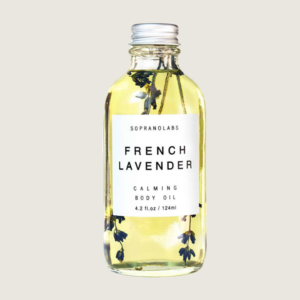 French Lavender Body Oil - Blackbird General Store