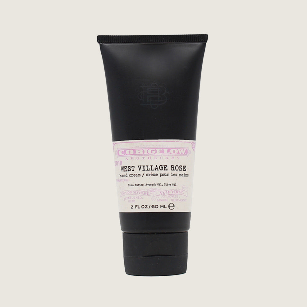 West Village Rose Hand Cream - Blackbird General Store