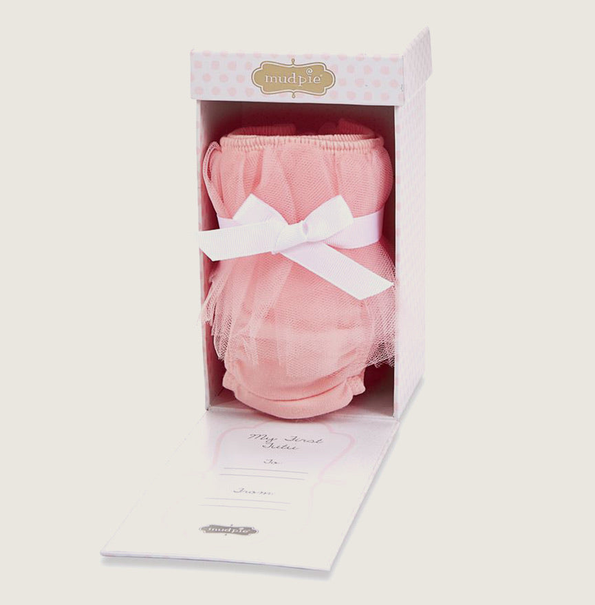 My First Tutu in Gift Box (Size 0-3mo) - Blackbird General Store