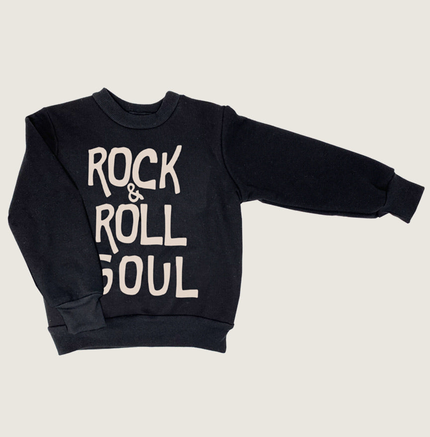 Rock & Roll Soul Sweatshirt - Blackbird General Store
