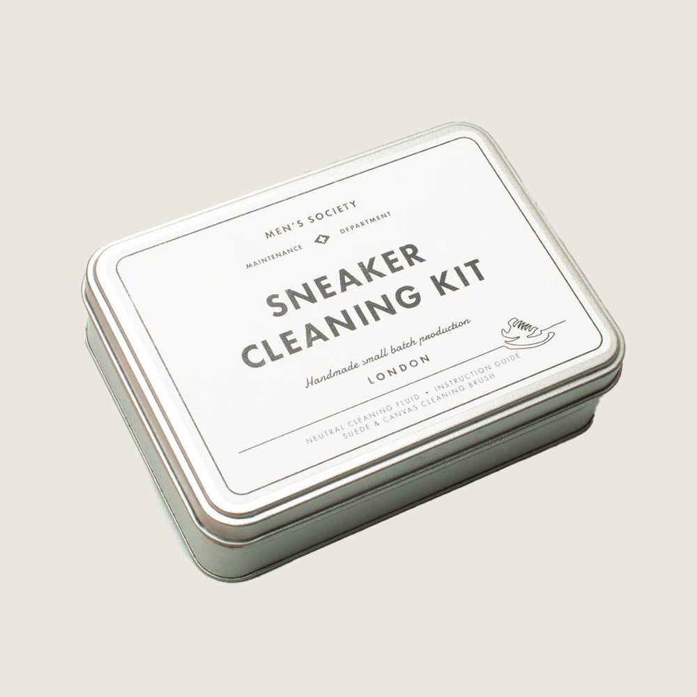 Sneaker Cleaning Kit - Blackbird General Store