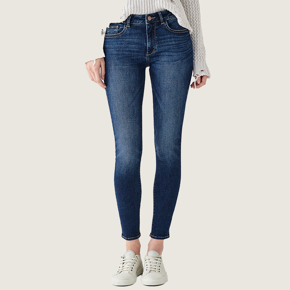 Florence Ankle Mid-Rise Skinny - Blackbird General Store