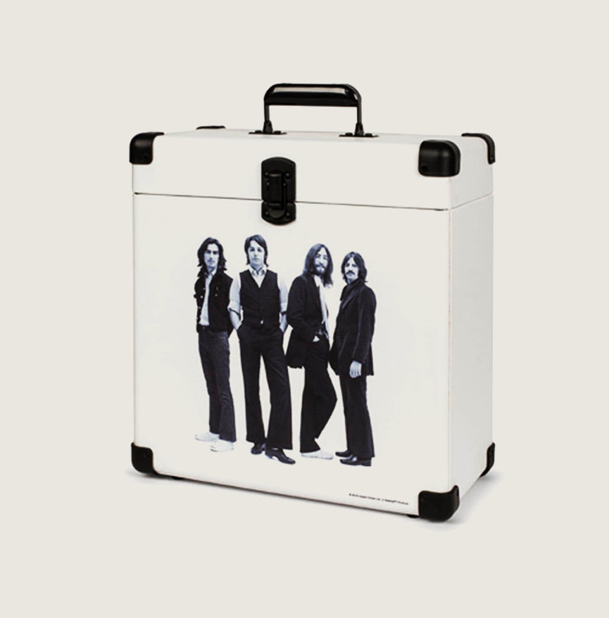 Beatles Record Carrier Case - Blackbird General Store