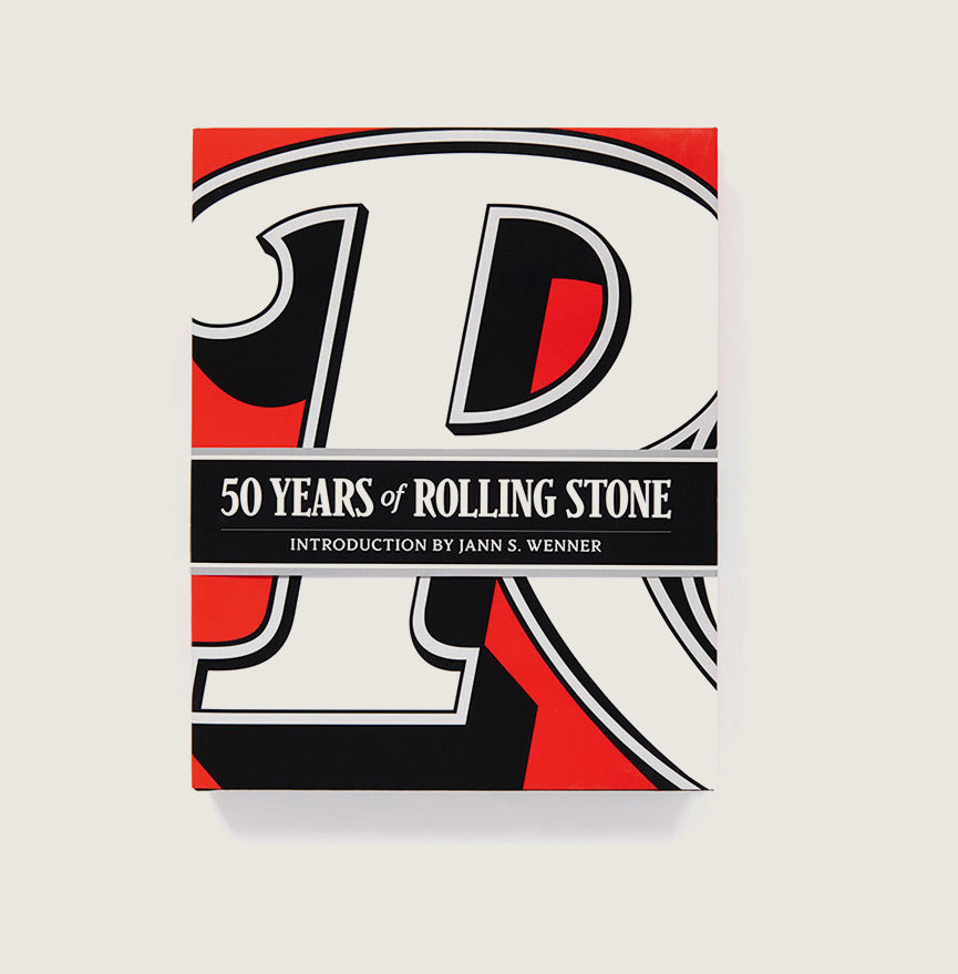 50 Years Of Rolling Stone - Blackbird General Store
