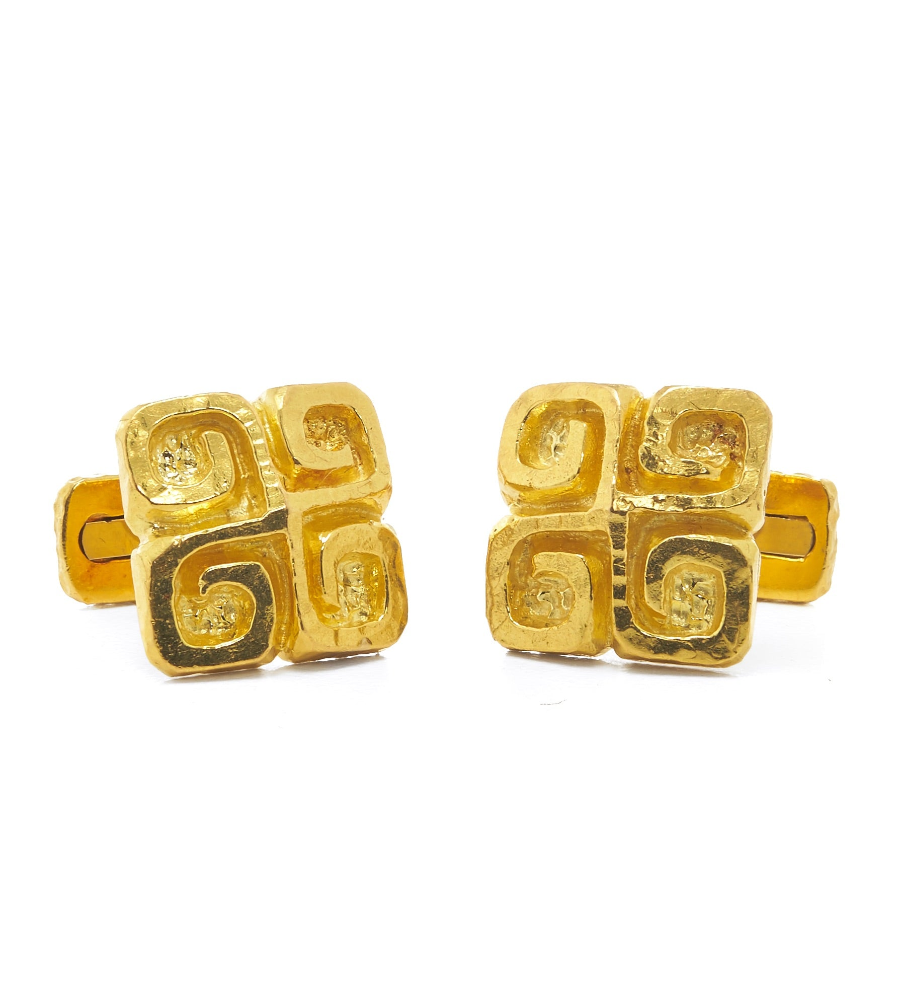 David Webb - Men's - Quartet Cufflinks