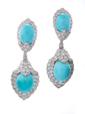 The Lana Turner Earrings