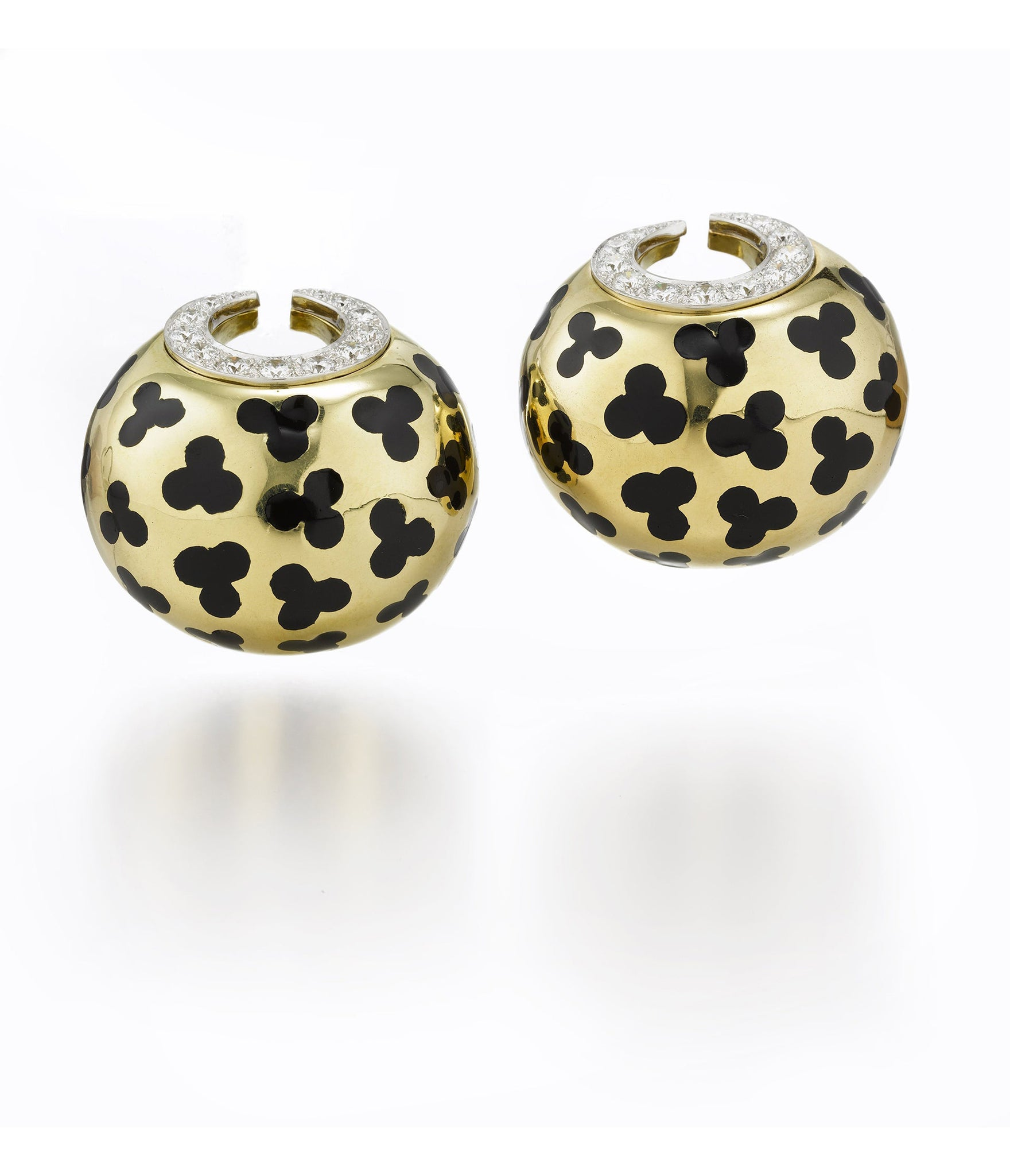 Leopard Spot Earrings
