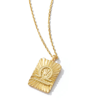DavidWebb_Zodiac_Necklace_Libra_18K