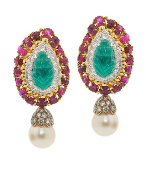 Raja Earrings