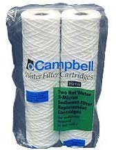 Campbell 1SHW-12 Sediment Removal Cartridge (Hot Water)