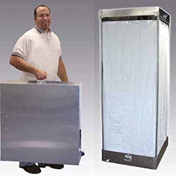 Abatement Technologies S4000EU Collapsible Decontamination Shower